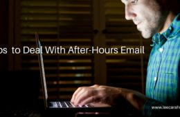 5 Tips For Handling After-hours Email
